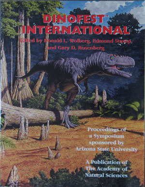 Cover of Dinofest Book