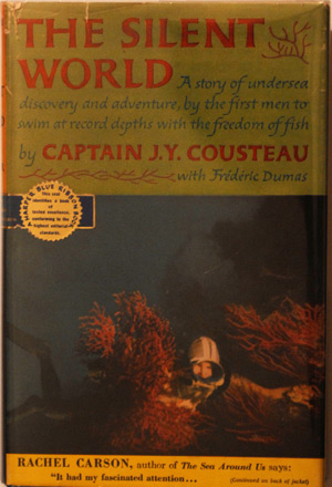 Cover of <i>The Silent World</i>